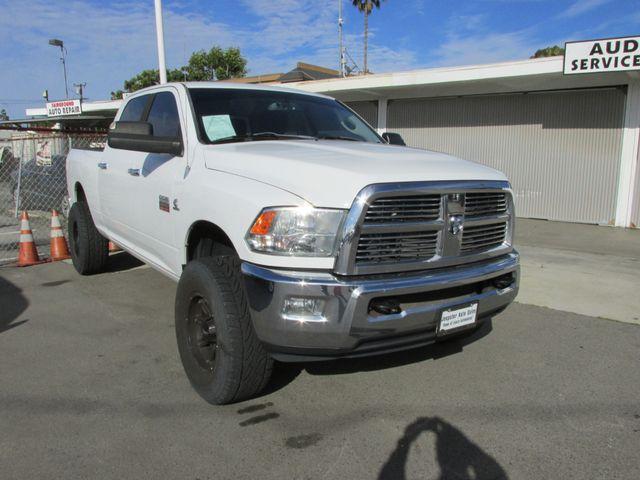 2012 Ram 2500 Diesel 4X4 Crew Cab