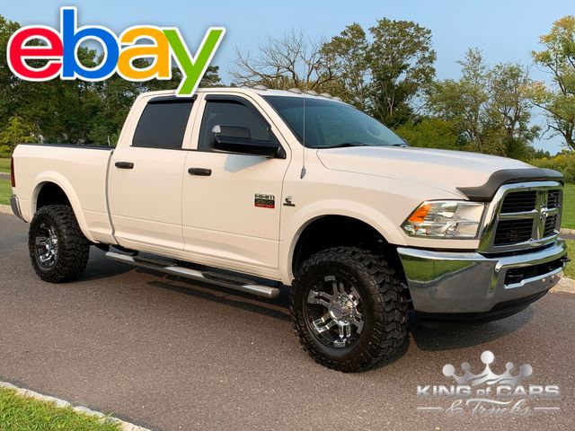 2012 Ram 2500 Cummins Diesel 6-SPEED MANUAL 4X4 ONLY 81K MILE PRE-DEF RARE in Woodbury, New Jersey 08093