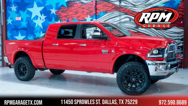 2012 Ram 2500 Laramie Lifted with Upgrades in Dallas, TX 75229