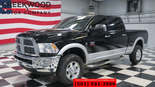 2012 Ram 2500 Dodge Laramie 4x4 Diesel Black Leather Nav Chrome NICE in Searcy, AR 72143