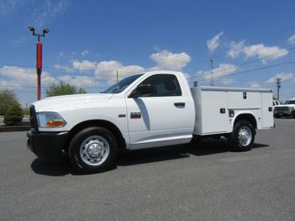 2012 Ram 2500 Regular Cab 2wd with New 8' Knapheide Utility Bed in Lancaster, PA PA