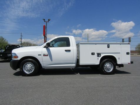 2012 Ram 2500 Regular Cab 2wd with New 8' Knapheide Utility Bed in Ephrata, PA