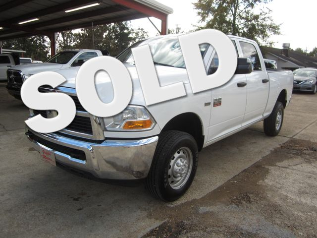 2012 Ram 2500 ST Crew Cab 4x4 Houston, Mississippi