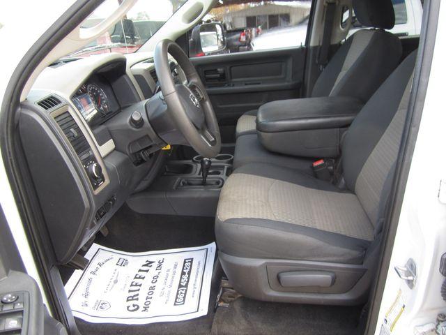 2012 Ram 2500 ST Crew Cab 4x4 Houston, Mississippi 10