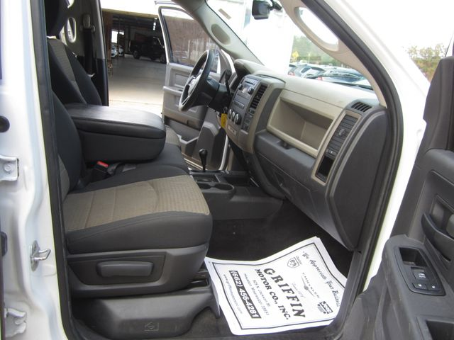 2012 Ram 2500 ST Crew Cab 4x4 Houston, Mississippi 12