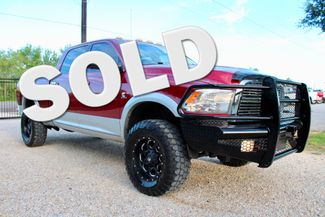 2012 Ram 2500 Laramie Crew Cab 4X4 6.7L Cummins Diesel Auto LOADED Sealy, Texas
