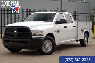 2012 Ram 2500 ST Reading Utility Bed 6.7 Cummins Diesel in Plano, Texas 75093