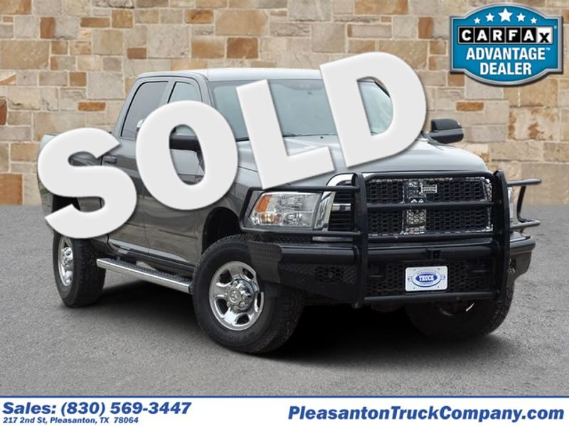 2012 Ram 2500 ST | Pleasanton, TX | Pleasanton Truck Company in Pleasanton TX