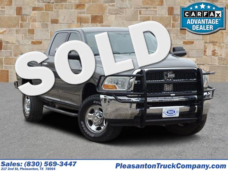 2012 Ram 2500 SLT | Pleasanton, TX | Pleasanton Truck Company in Pleasanton TX