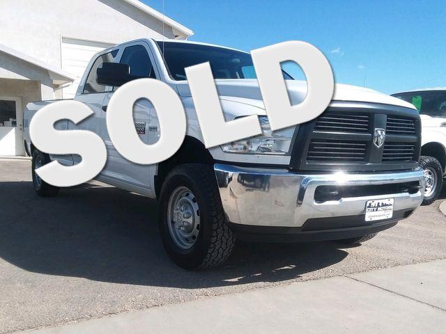 2012 Ram 2500 ST Pueblo West, CO