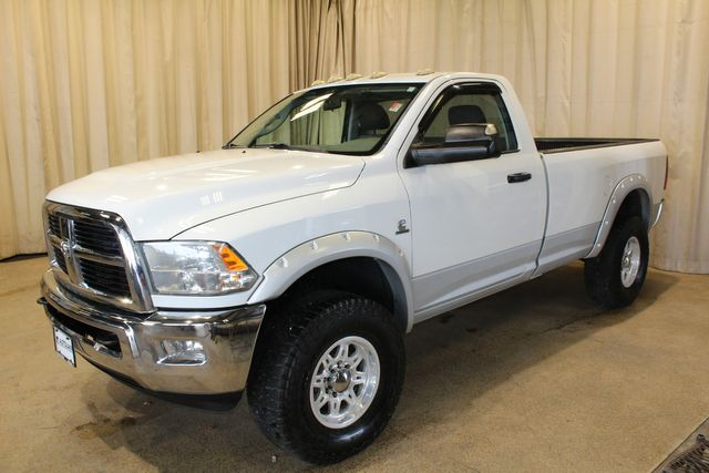2012 Ram 2500 Reg.Cab 4x4 Diesel Long Bed Manual ST in Roscoe, IL 61073