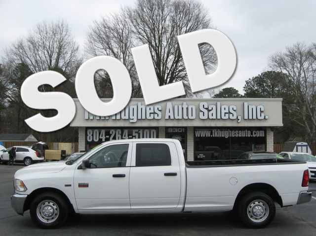2012 Ram 2500 ST Richmond, Virginia 0