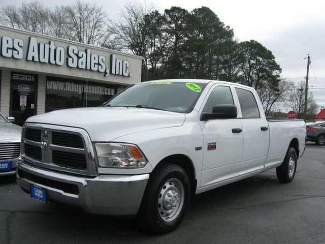 2012 Ram 2500 ST Richmond, Virginia 1