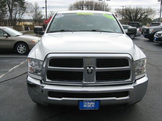 2012 Ram 2500 ST Richmond, Virginia 2