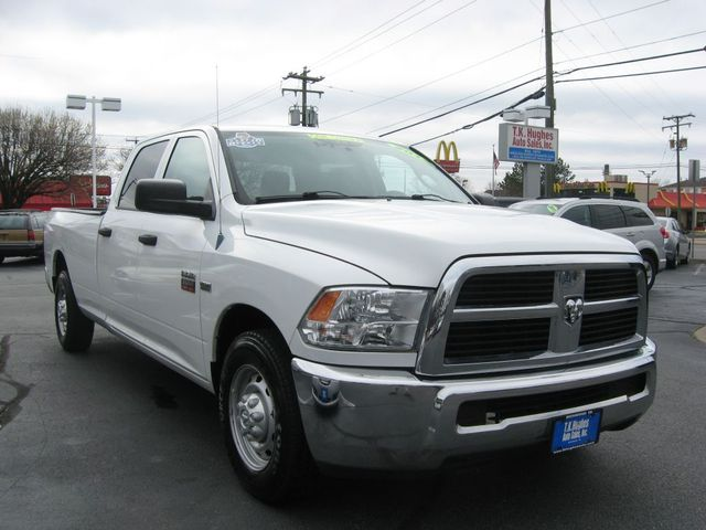 2012 Ram 2500 ST Richmond, Virginia 3