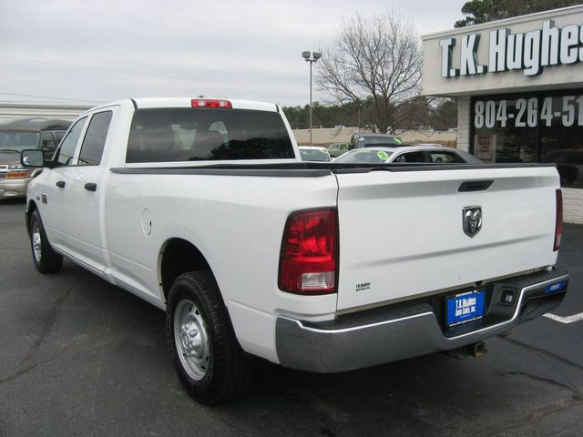 2012 Ram 2500 ST Richmond, Virginia 7