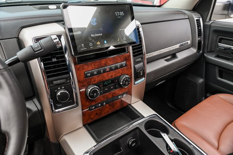 2012 Ram 2500 Laramie Longhorn 6.7L 4X4  CUMMINS DIESEL  W/ BT in Rowlett, Texas