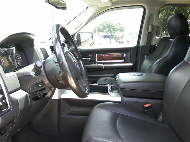 2012 Ram 2500 Laramie Mega Cab San Antonio, Texas 8