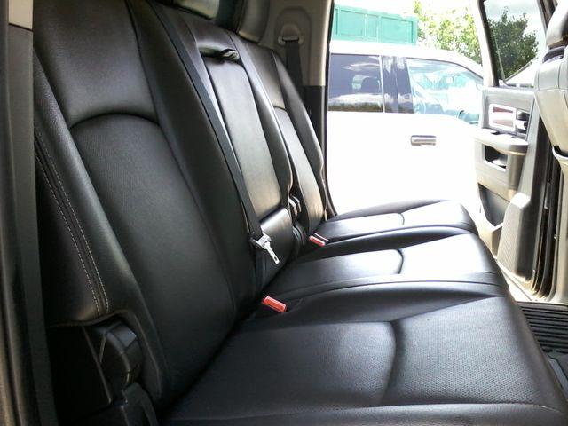 2012 Ram 2500 Laramie Mega Cab San Antonio, Texas 10