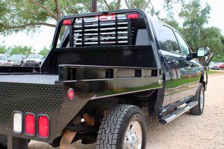2012 Ram 2500 SLT Mega Cab 4X4 6.7L Cummins Diesel Auto Flatbed Sealy, Texas 10