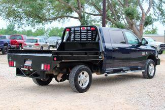 2012 Ram 2500 SLT Mega Cab 4X4 6.7L Cummins Diesel Auto Flatbed Sealy, Texas 11