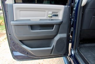 2012 Ram 2500 SLT Mega Cab 4X4 6.7L Cummins Diesel Auto Flatbed Sealy, Texas 35