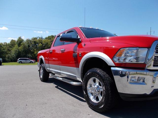 2012 Ram 2500 Laramie Shelbyville, TN 8