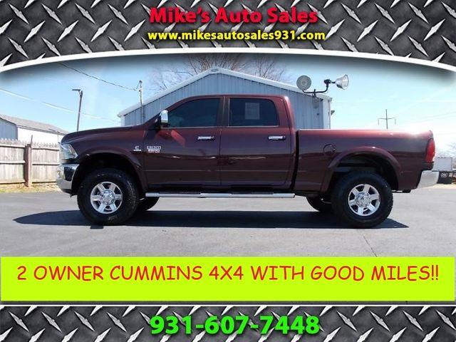 2012 Ram 2500 Laramie Shelbyville, TN