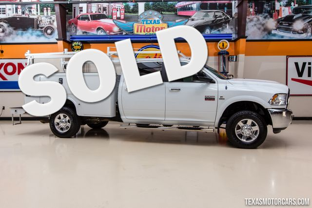 2012 Ram 3500 Laramie 4X4 Work Truck