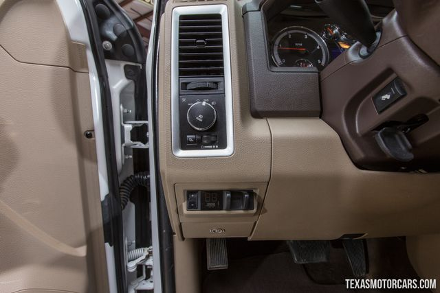 2012 Ram 3500 Laramie 4X4 Work Truck in Addison Texas, 75001
