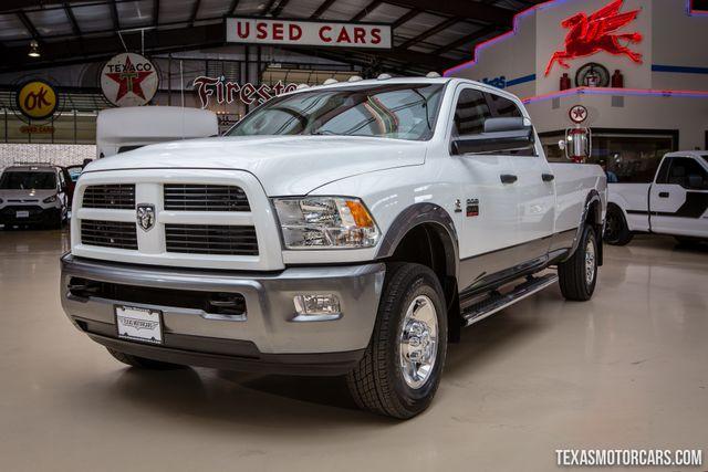 2012 Ram 3500 Outdoorsman 4X4 in Addison Texas, 75001