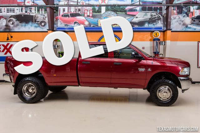 2012 Ram 3500 ST 4X4 Dually in Addison Texas, 75001