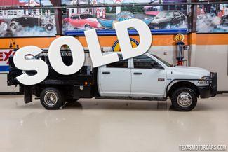 2012 Ram 3500 ST 4X4 Dually Work Truck in Addison Texas, 75001