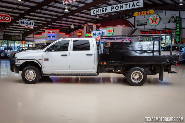 2012 Ram 3500 ST 4X4 Dually Work Truck in Addison Texas, 75001