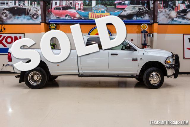 2012 Ram 3500 ST 4X4 Dually