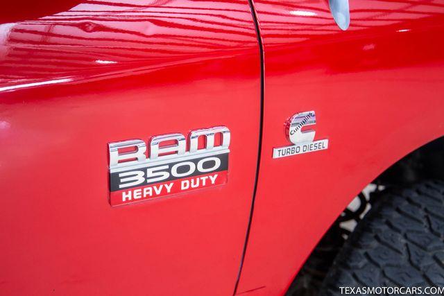 2012 Ram 3500 DRW ST 4x4 in Addison, Texas 75001