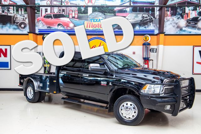 2012 Ram 3500 Laramie DRW 4x4