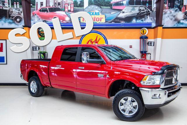 2012 Ram 3500 Laramie SRW 4x4 in Addison, Texas 75001