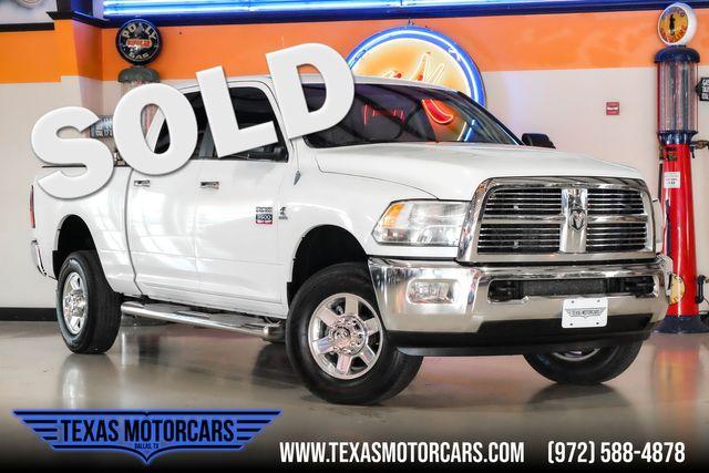 2012 Ram 3500 Big Horn 4x4 in Plano, TX 75075