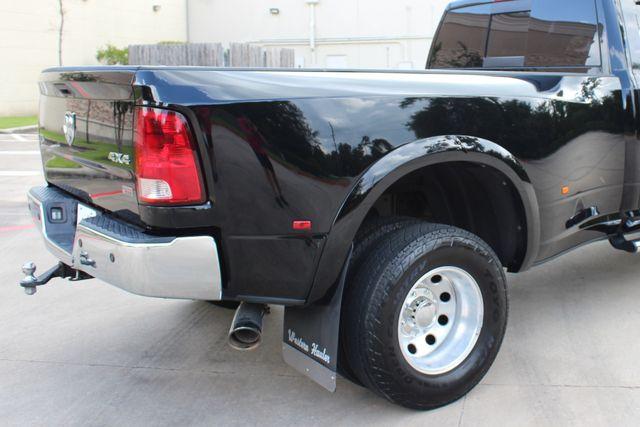 2012 Ram 3500 Laramie Crew Cab 4WD Dually CONROE, TX 21
