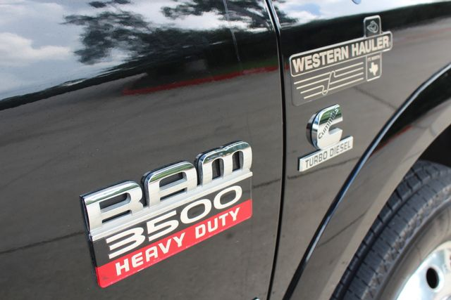2012 Ram 3500 Laramie Crew Cab 4WD Dually CONROE, TX 26