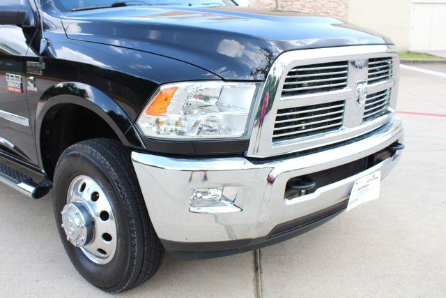 2012 Ram 3500 Laramie Crew Cab 4WD Dually CONROE, TX 4