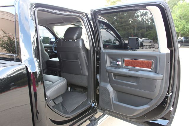 2012 Ram 3500 Laramie Crew Cab 4WD Dually CONROE, TX 33