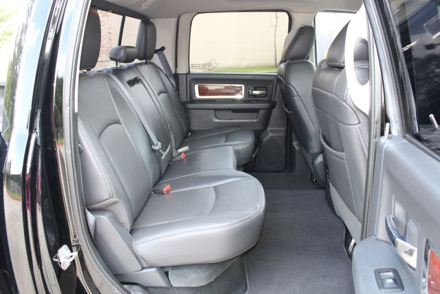 2012 Ram 3500 Laramie Crew Cab 4WD Dually CONROE, TX 34