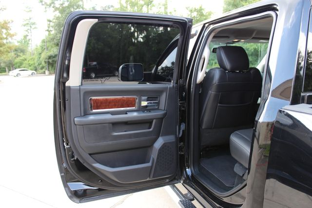 2012 Ram 3500 Laramie Crew Cab 4WD Dually CONROE, TX 37