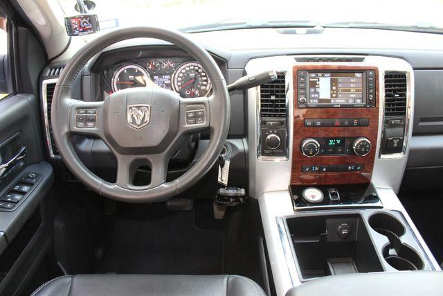 2012 Ram 3500 Laramie Crew Cab 4WD Dually CONROE, TX 48