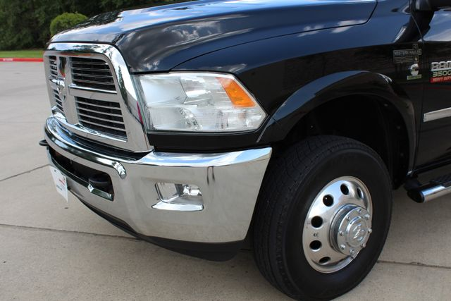2012 Ram 3500 Laramie Crew Cab 4WD Dually CONROE, TX 7