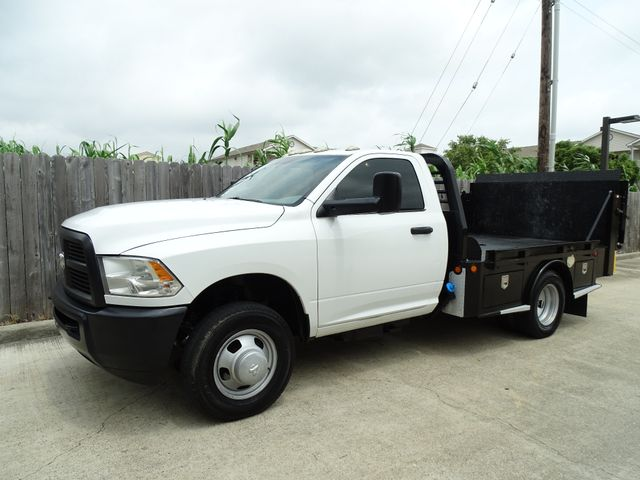 2012 Ram 3500 ST FLAT BED/ TOMMY GATE