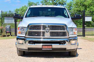 2012 Ram 3500 DRW Big Horn Crew Cab 2wd 6.7L Cummins Diesel Auto Sealy, Texas 3