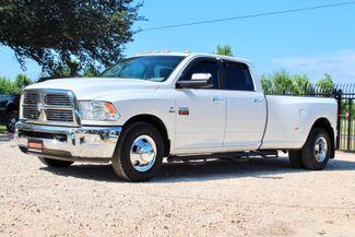 2012 Ram 3500 DRW Big Horn Crew Cab 2wd 6.7L Cummins Diesel Auto Sealy, Texas 5